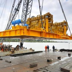 S&L delivers Waukesha gas engines for North Sea platform