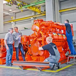 New engines for Airbus Stade